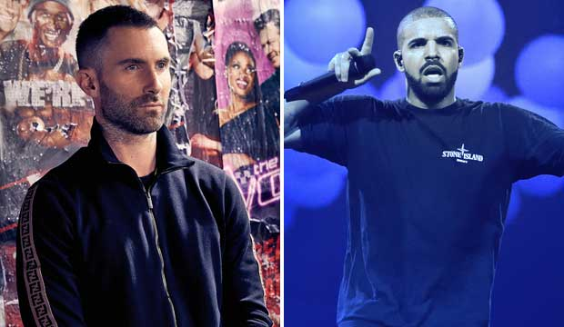 Maroon 5 knocked Drake out of the top spot on Billboard chart, but Drake could take it back (sort of)