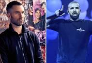 Adam Levine and Drake