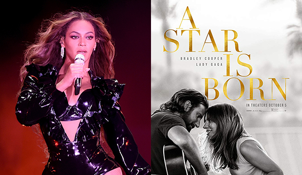Remember when Beyonce was supposed to be in 'A Star Is Born'?