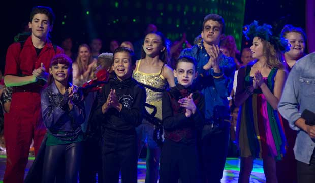 Dancing With The Stars Juniors Halloween Night Recap Who Went Home