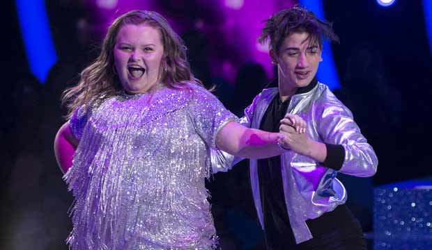 Honey Boo Boo on DWTS Juniors