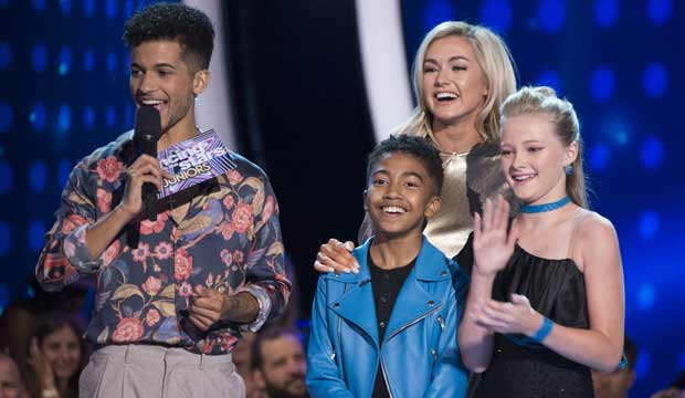 Dancing with the Stars: Juniors' Week 2: Live Blog - GoldDerby