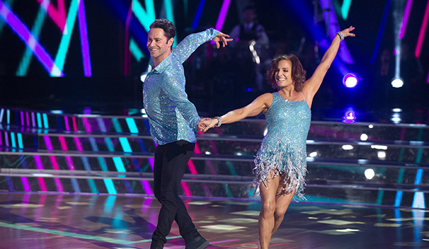 Sasha Farber and Mary Lou Retton, Dancing with the Stars
