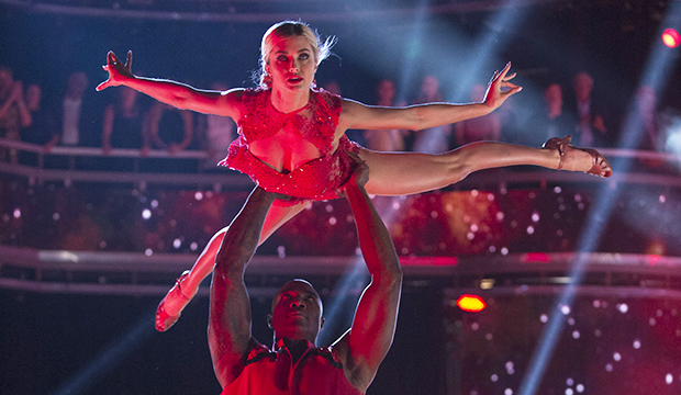 Lindsay Arnold and DeMarcus Ware, Dancing with the Stars