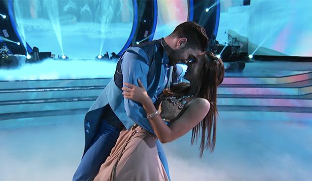 Alan Bersten and Alexis Ren, Dancing with the Stars