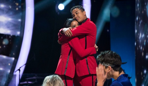 Tinashe and Brandon Armstrong, Dancing with the Stars