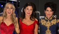 Nikki Glaser, Danielle Umstead and Nancy McKeon, Dancing with the Stars