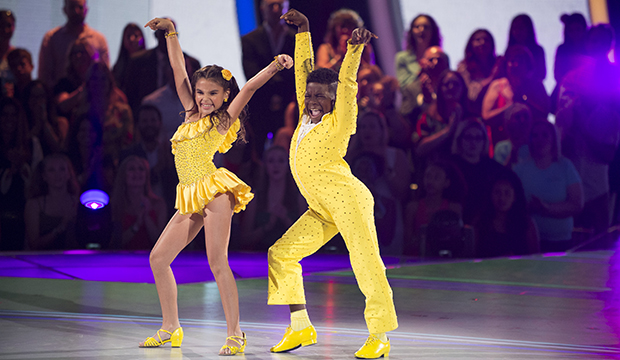 dancing with the stars juniors week 2 dances see who s dancing