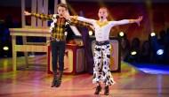Jason Maybaum and Elliana Walmsley, Dancing with the Stars: Juniors