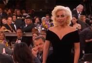 Leonardo DiCaprio and Lady Gaga, 73rd Golden Globe Awards