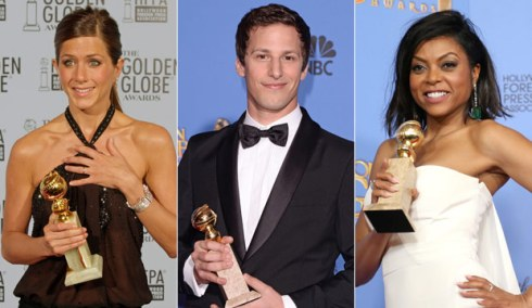golden-globes-jennifer-aniston-andy-samberg-taraji-p-henson