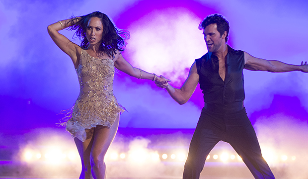 How often does the couple with the first perfect score win 'Dancing with the Stars'?