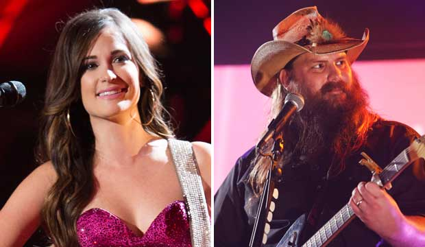 Grammys 2019: Will Kacey Musgraves or Chris Stapleton take the country slot for Album of the Year?