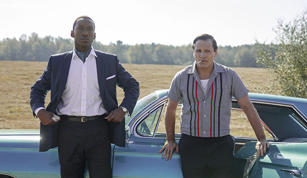 Mahershala Ali and Viggo Mortensen, Green Book