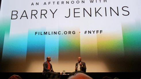 Barry Jenkins at NYFF
