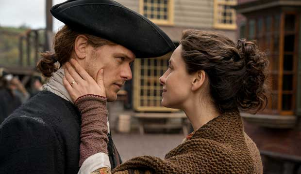 Claire and Jamie's Top 12 most romantic 'Outlander' scenes