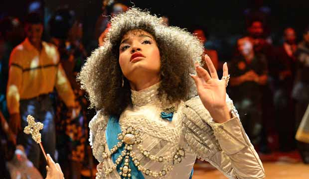 Indya Moore in Pose