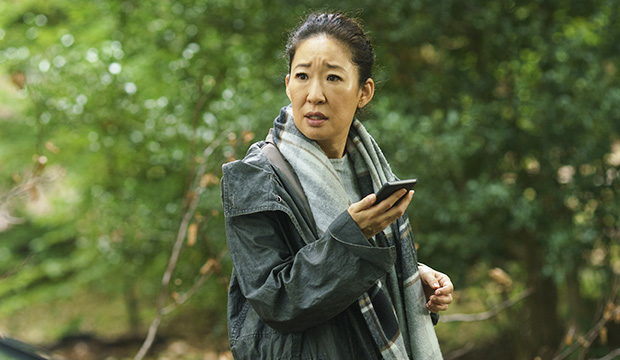 'This is fantastic!' screams Sandra Oh ('Killing Eve') after winning 2019 Critics' Choice TV Award
