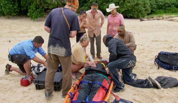 'Survivor' Medical Evacuations