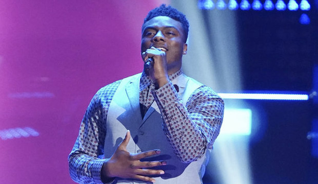What was Kirk Jay's best performance on 'The Voice' finale