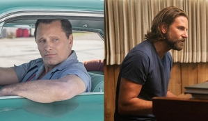 Viggo Mortensen, Green Book; Bradley Cooper, A Star Is Born