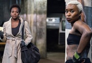 Viola Davis and Cynthia Erivo, Widows