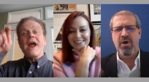 Oscar Experts Alicia Malone, Keith Simanton and Tom O'Neil