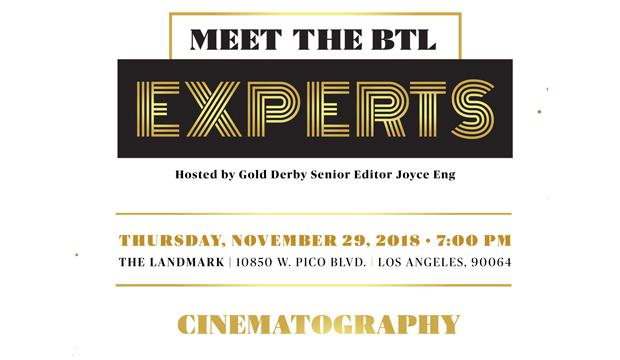 BTL Meet Experts Cinematography