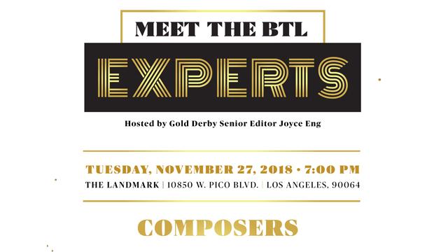 BTL Meet Experts Composers