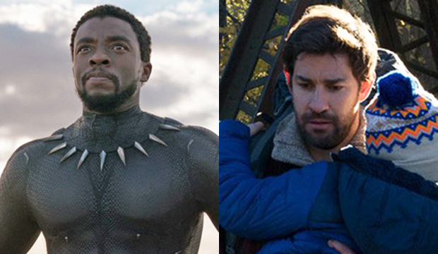 Black Panther A Quiet Place