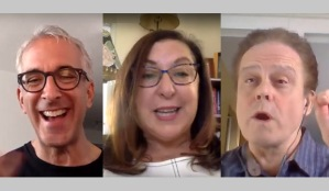 Oscar Experts Claudia Puig, Scott Mantz & Tom ONeil