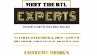 Costume Design Gold Derby Panel