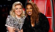 Kelly Clarkson Jennifer Hudson The Voice