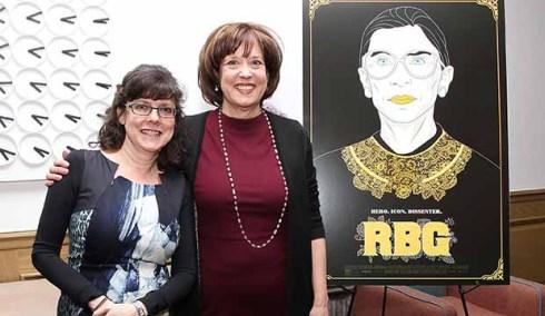 RBG Betsy West Julie Cohen