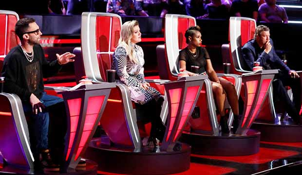 The Voice Coaches Season 15 Live