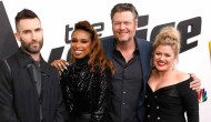 The Voice Coaches Top 13 Season 15