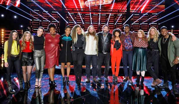 The Voice Top 13 Season 15