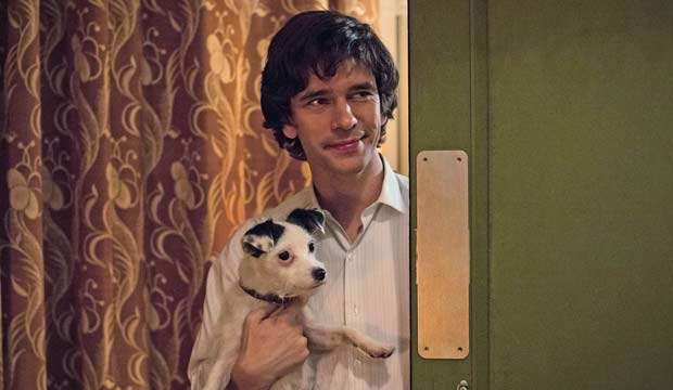 Ben Whishaw in A Very English Scandal