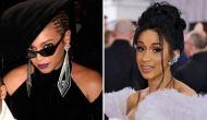 Beyonce and Cardi B