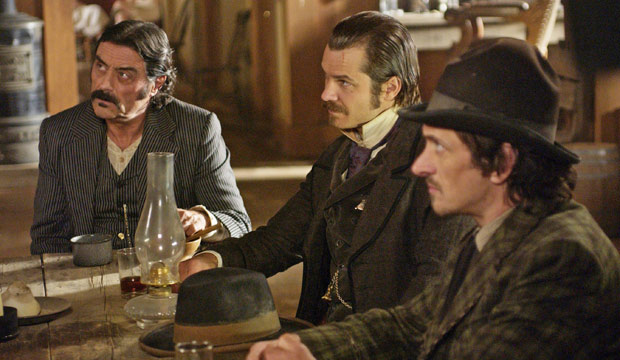 giddyup deadwood movie begins production at hbo cast members