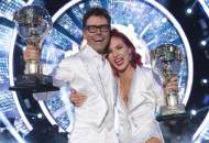 Bobby Bones wins Mirror Ball Trophy on DWTS