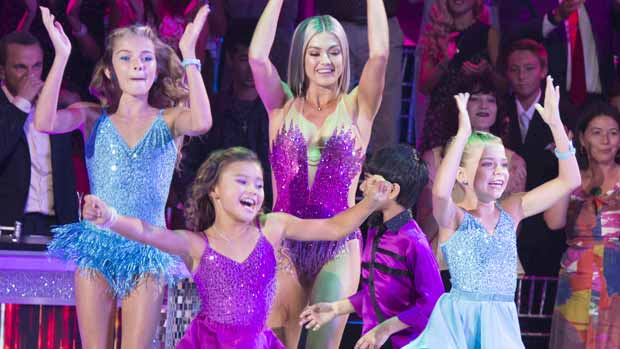 Dancing with the Stars Juniors Giving Thanks Night