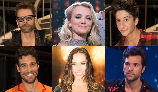 DWTS Semifinalists