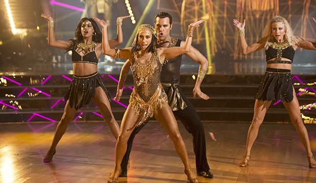 Cheryl Burke and Juan Pablo Di Pace, Dancing with the Stars