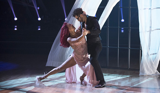 Sharna Burgess and Bobby Bones, Dancing with the Stars
