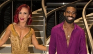 Sharna Burgess; Keo Motsepe, Dancing with the Stars