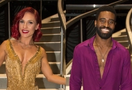 Sharna Burgess; Keo Motsepe, Dancing with the Stars