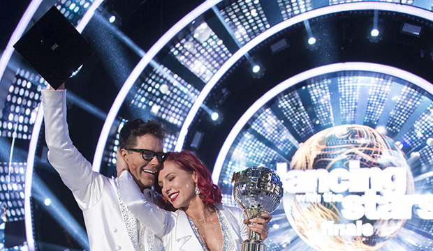 Bobby Bones and Sharna Burgess, Dancing with the Stars