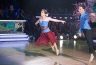 Mary Lou Retton and Sasha Farber, Dancing with the Stars