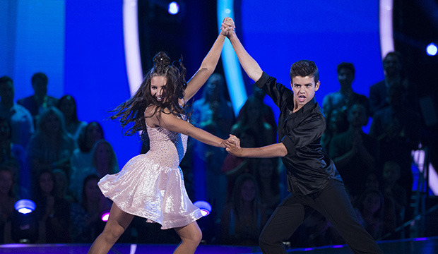 dancing with the stars juniors week 7 dances see who s dancing